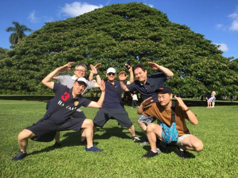 海外研修(ハワイ)